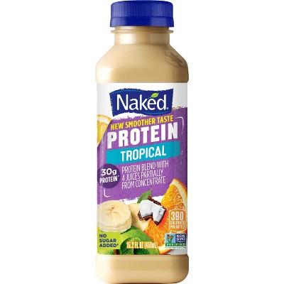 Naked Protein Zone Protein Juice Smoothie - 15.2oz