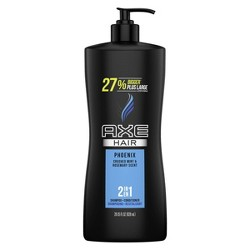 Axe Phoenix 2-in-1 Shampoo And Conditioner - 28 fl oz