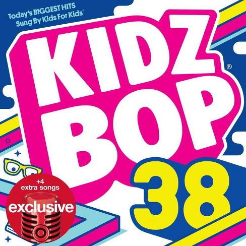 KIDZ BOP 38 (Target Exclusive) (CD) - image 1 of 1