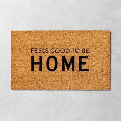 'Feels Good To Be Home' Seasonal Doormat - Hearth & Hand™ with Magnolia