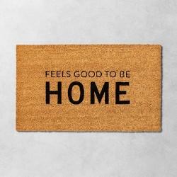 'Feels Good To Be Home' Seasonal Doormat - Hearth & Hand™ with Magnolia