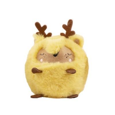 Manhattan Toy Squeezmeez Squeezable Reindeer Stuffed Animal