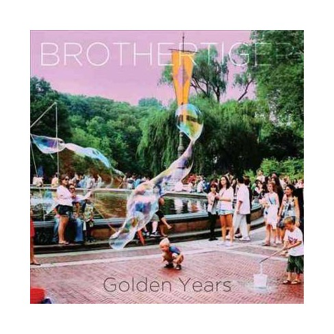 Brothertiger - Golden Years (CD) - image 1 of 1