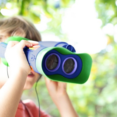 Kids Binoculars Pre-owned Educational Insights GeoSafari Jr Kidnoculars
