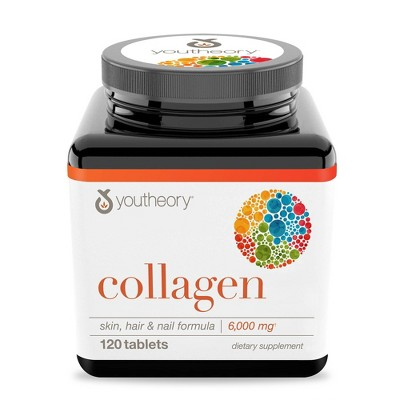 Youtheory Collagen Tablet - 120ct