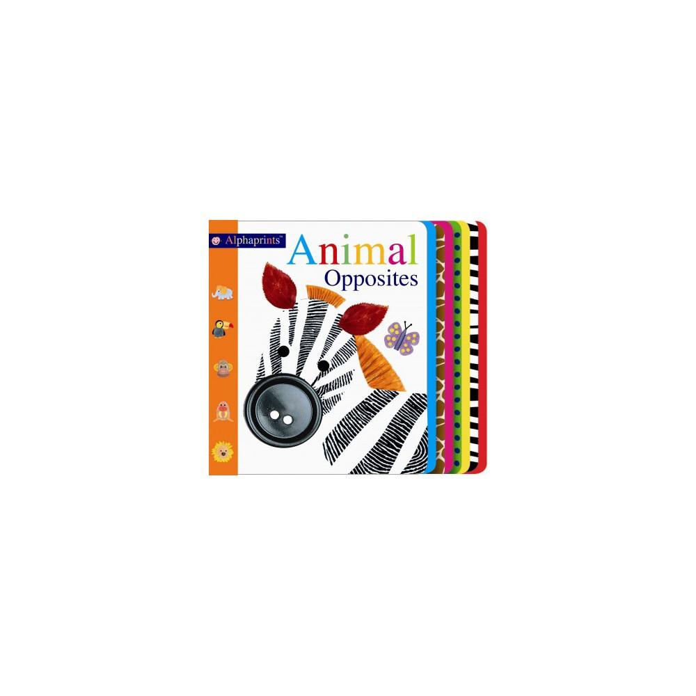 Animal Opposites (Hardcover) (Roger Priddy)