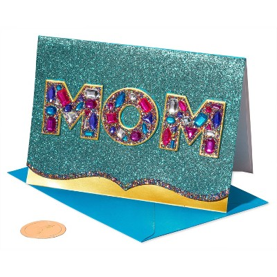 Mothers Day Card Gemstone Mom - PAPYRUS