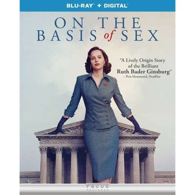 On the Basis of Sex (Blu-Ray + Digital)