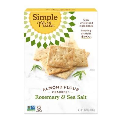Simple Mills Rosemary - 4.25oz