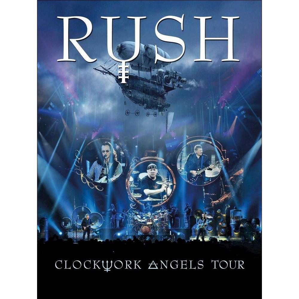 Clockwork Angels Tour (Dvd)