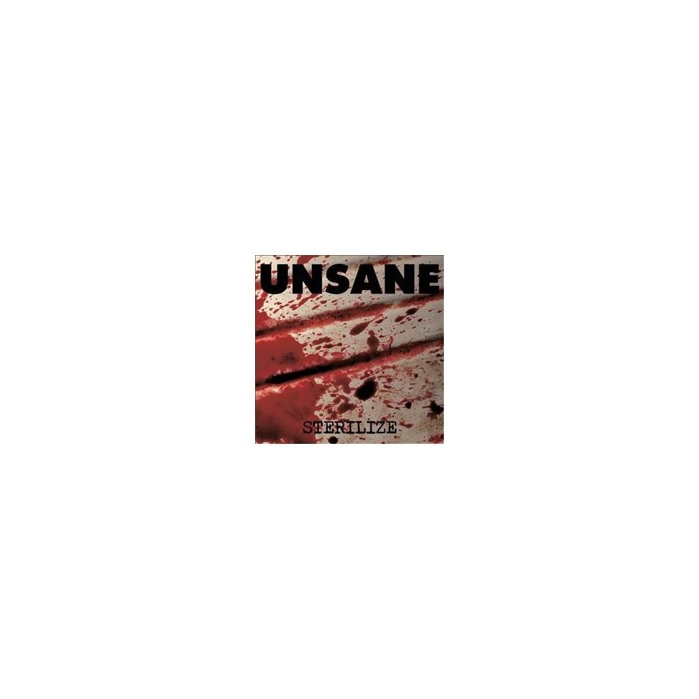 Unsane - Sterilize (CD), Pop Music