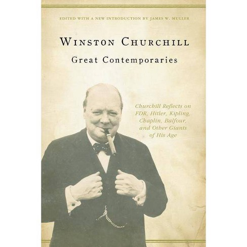 Great Contemporaries - by  Winston Churchill (Paperback) - image 1 of 1