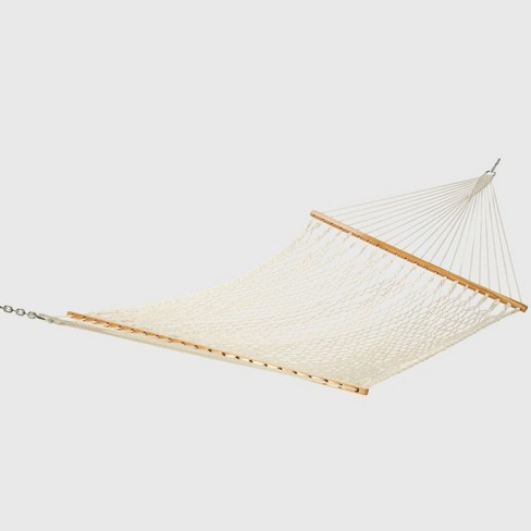 Rope Hammock with Spreader Bar - Natural - Threshold™