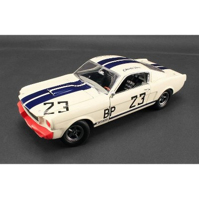 1965 Ford Shelby Mustang GT350 R #23 Charlie Kemp The Winningest Shelby Ever Limited to 996pcs1/18 by Acme