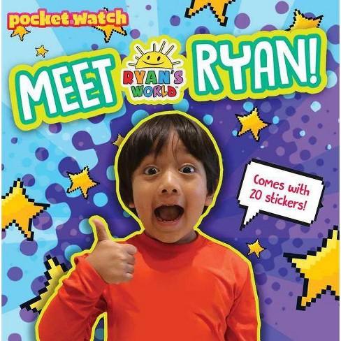 Meet Ryan! -  (Pocket.watch) (Paperback) - image 1 of 1
