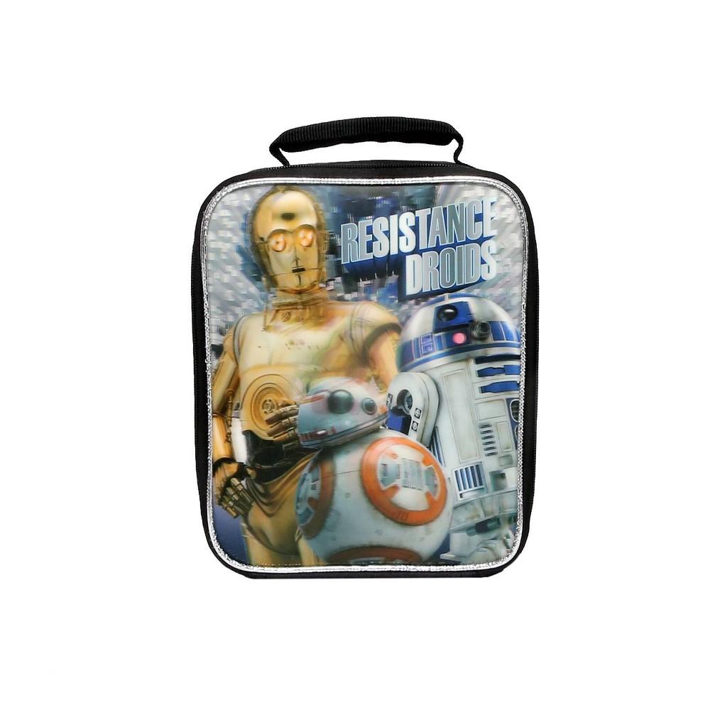 Image of Star Wars Resistance Droids Lunch Kit - Black