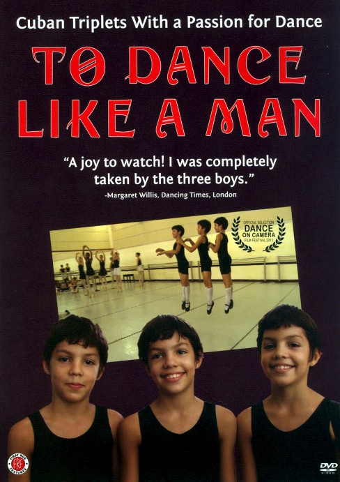 To dance like a man (DVD) - image 1 of 1