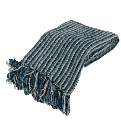 60 x50  Throw Blanket - Decor Therapy