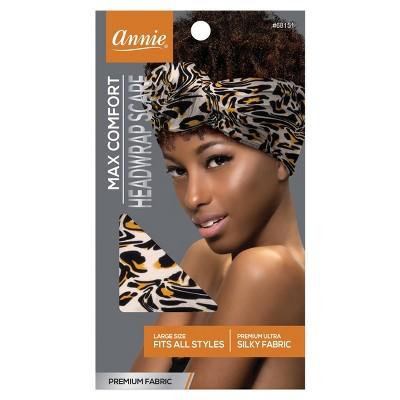 Annie International Headwrap Scarf - Leopard