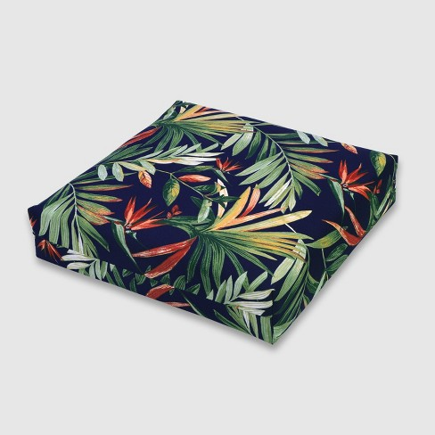 Jungle Tropical Outdoor Deep Seat Cushion - Threshold™ - image 1 of 3