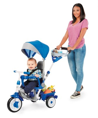 Little Tikes Perfect Fit 4-in-1 Trike - Blue