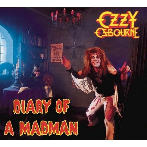 madman vinile  Ozzy Osbourne - Diary Of A Madman (Vinyl) : Target