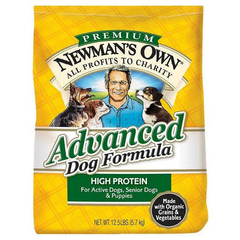 Where Is Newman S Own Dry Dog Food Made