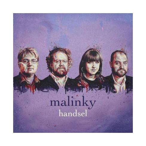 Malinky - Handsel (CD) - image 1 of 1