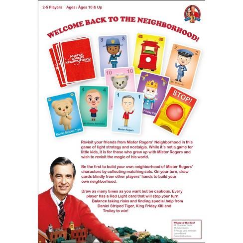 Mister Rogers Neighborhood Board Game