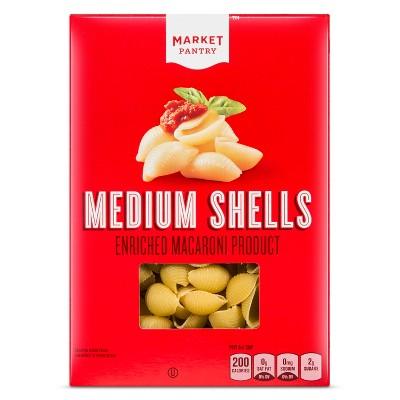 Medium Shells Pasta - 16oz - Market Pantry™