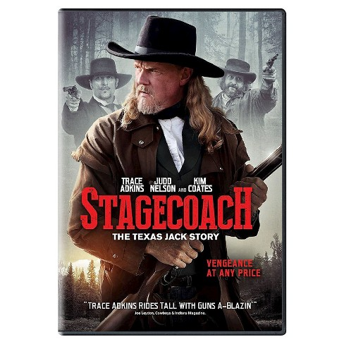 Stagecoach The Texas Jack Story (DVD) - image 1 of 1