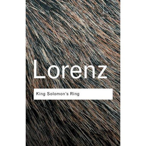 King Solomon's Ring - (Routledge Classics) 2 Edition by  Konrad Lorenz (Paperback) - image 1 of 1