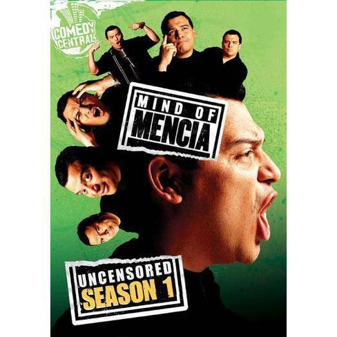 Mind of Mencia: Season 1 Uncensored (DVD) - image 1 of 1