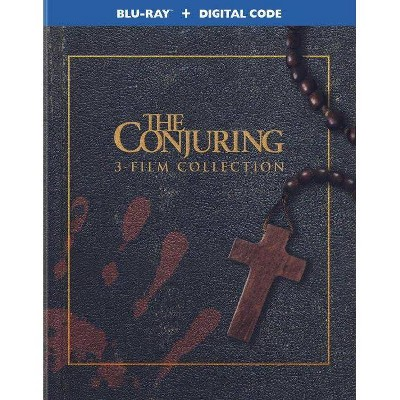 The Conjuring: 3-Film Collection (Blu-ray)