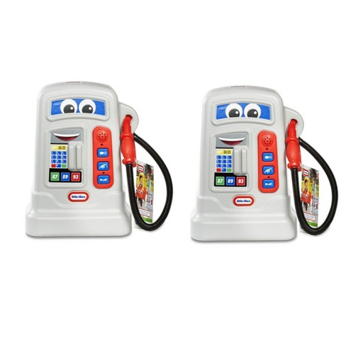 Magnificent Little Tikes Pretend Play Cozy Pumper Toy Gas Station With Sounds Grey 2 Pack Beatyapartments Chair Design Images Beatyapartmentscom
