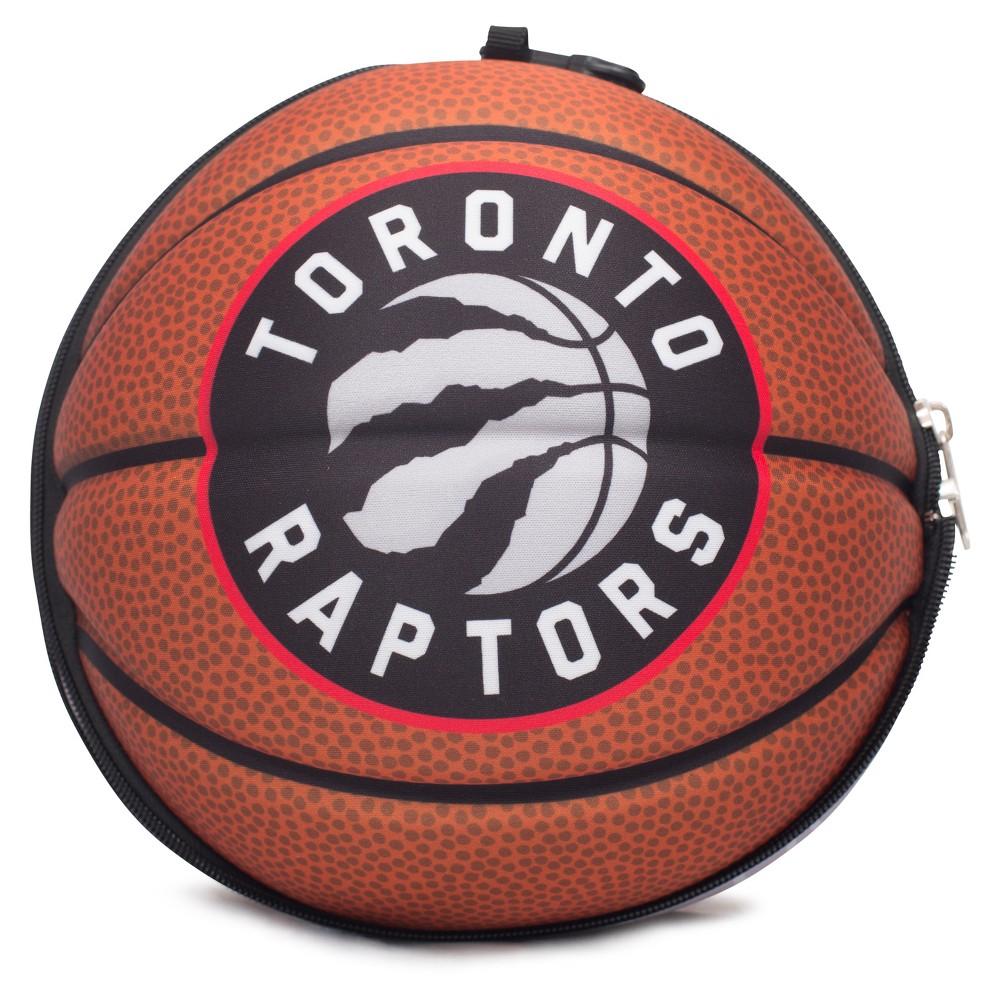 NBA Toronto Raptors Collapsible Basketball Duffel Bag
