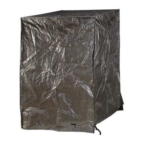 ZORO SELECT 3ZRT8 Pallet Cover Tarpaulin,3x4x4 ft. - image 1 of 1