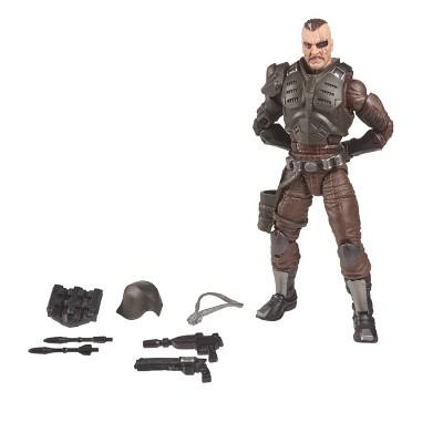 G.I. Joe Classified Series Special Missions: Cobra Island Major Bludd Action Figure