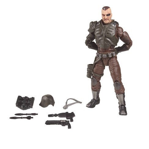 G.I. Joe Classified Series Special Missions: Cobra Island Major Bludd Action Figure - image 1 of 4