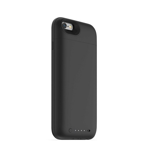 best service 21a2a 60ad6 iPhone 6/6S Rechargeable Case - Mophie Juice Pack - Black (44602TGR)