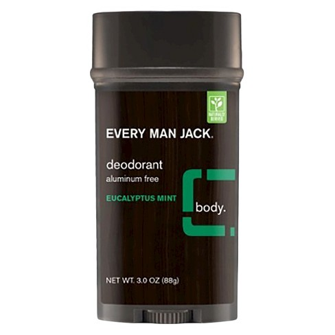 Every Man Jack Eucalyptus Mint Deodorant - image 1 of 1