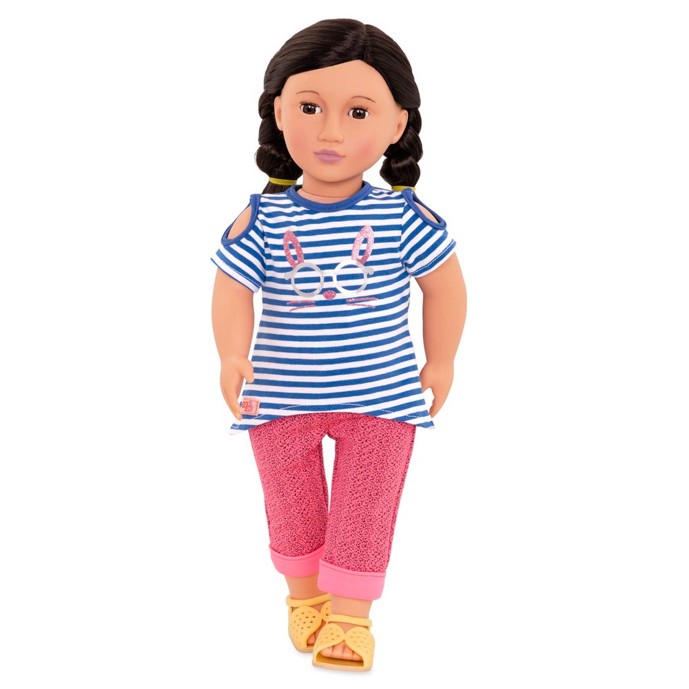 Our Generation 18 Doll - Leticia