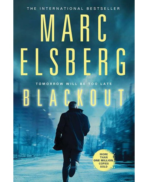 Blackout -  by Marc Elsberg (Hardcover) - image 1 of 1