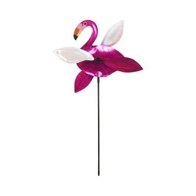 """32"""" Yard Stake Flamingo - Sun Squad™"""