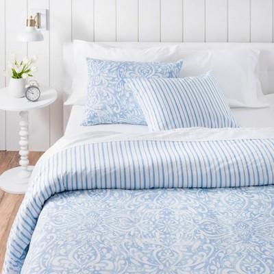 Martha Stewart Avery Medallion Comforter Set