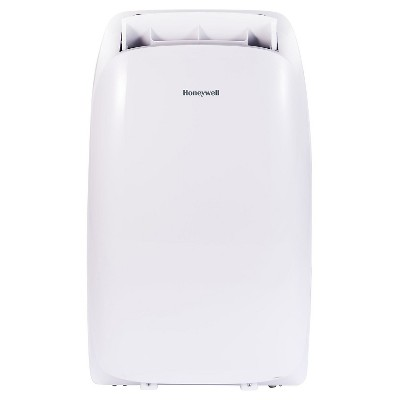 Honeywell - 12000-BTU HL Series Portable Air Conditioner with Remote Control - White