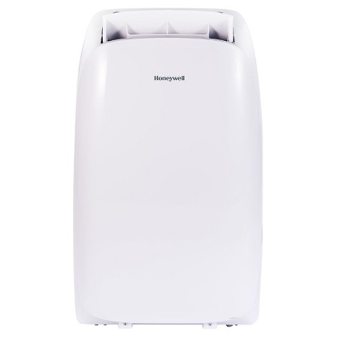 Honeywell - 14000-BTU HL Series Portable Air Conditioner with Heater - White