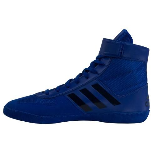 dd0af0baed9f Adidas Men s Combat Speed 5 Wrestling Shoe - Dark Royal   Target