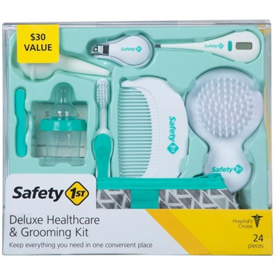 Safety 1st® Deluxe Healthcare & Grooming Kit - Various Colors