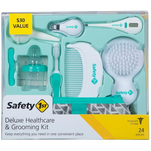Safety 1st Deluxe Nursery Healthcare & Grooming Kit - image 1 of 4